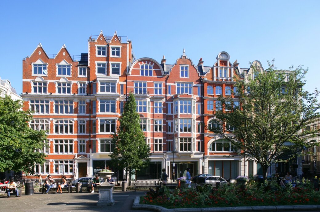 Grafton Advisors Redevelopment Golden Square Soho London