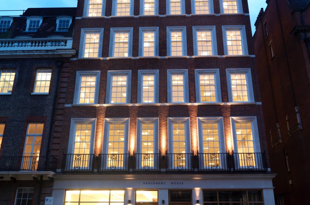Broadbent House, 64-65 Grosvenor Street, W1