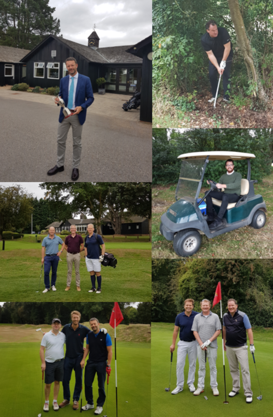 Kempner Cup 2018 Golf Day