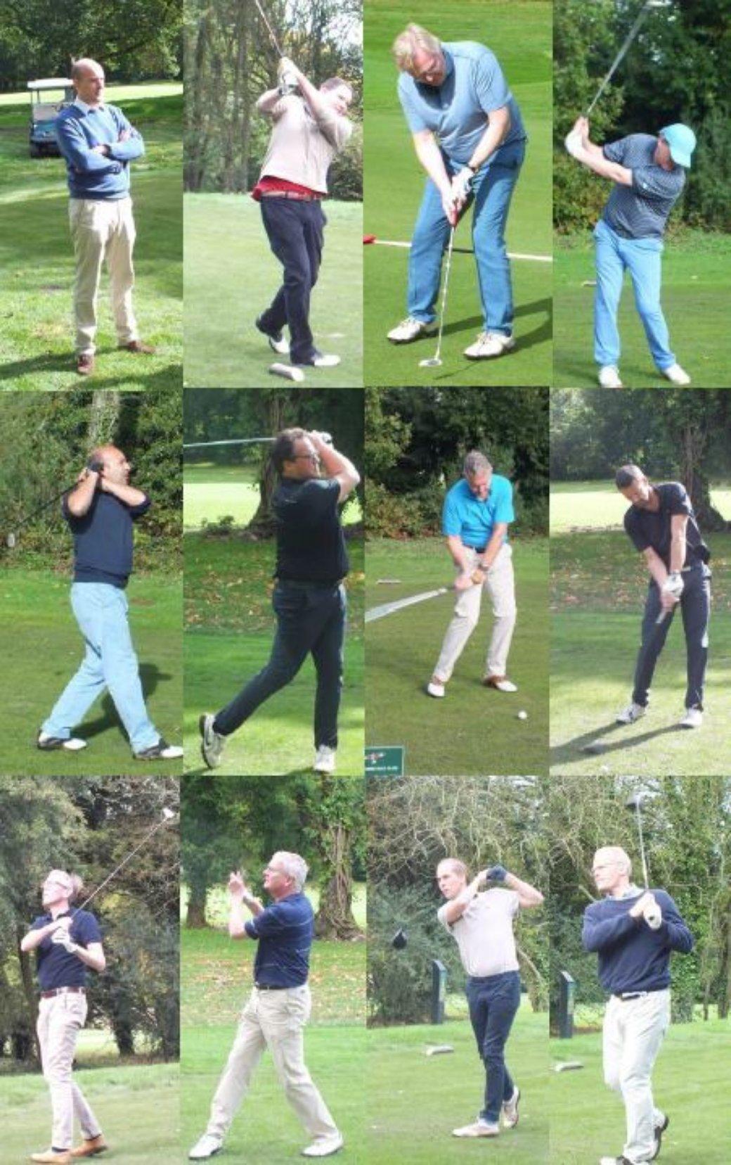 Grafton Advisors Golf Day 2017