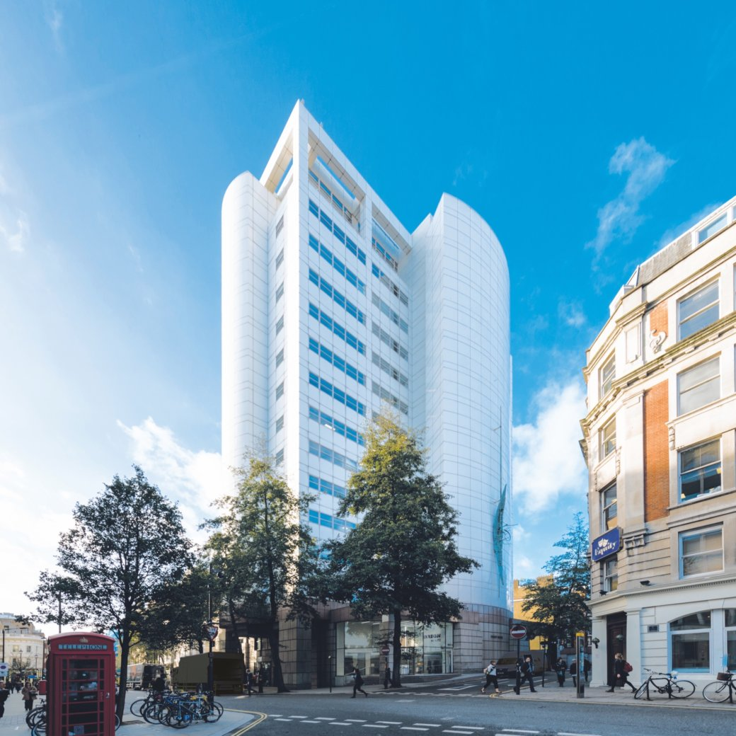 Grafton Advisors WELPUT Orion House Covent Garden Real Estate