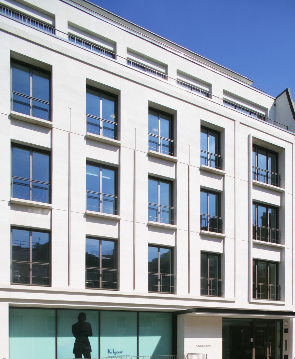 Melrose House, 5 Savile Row, W1