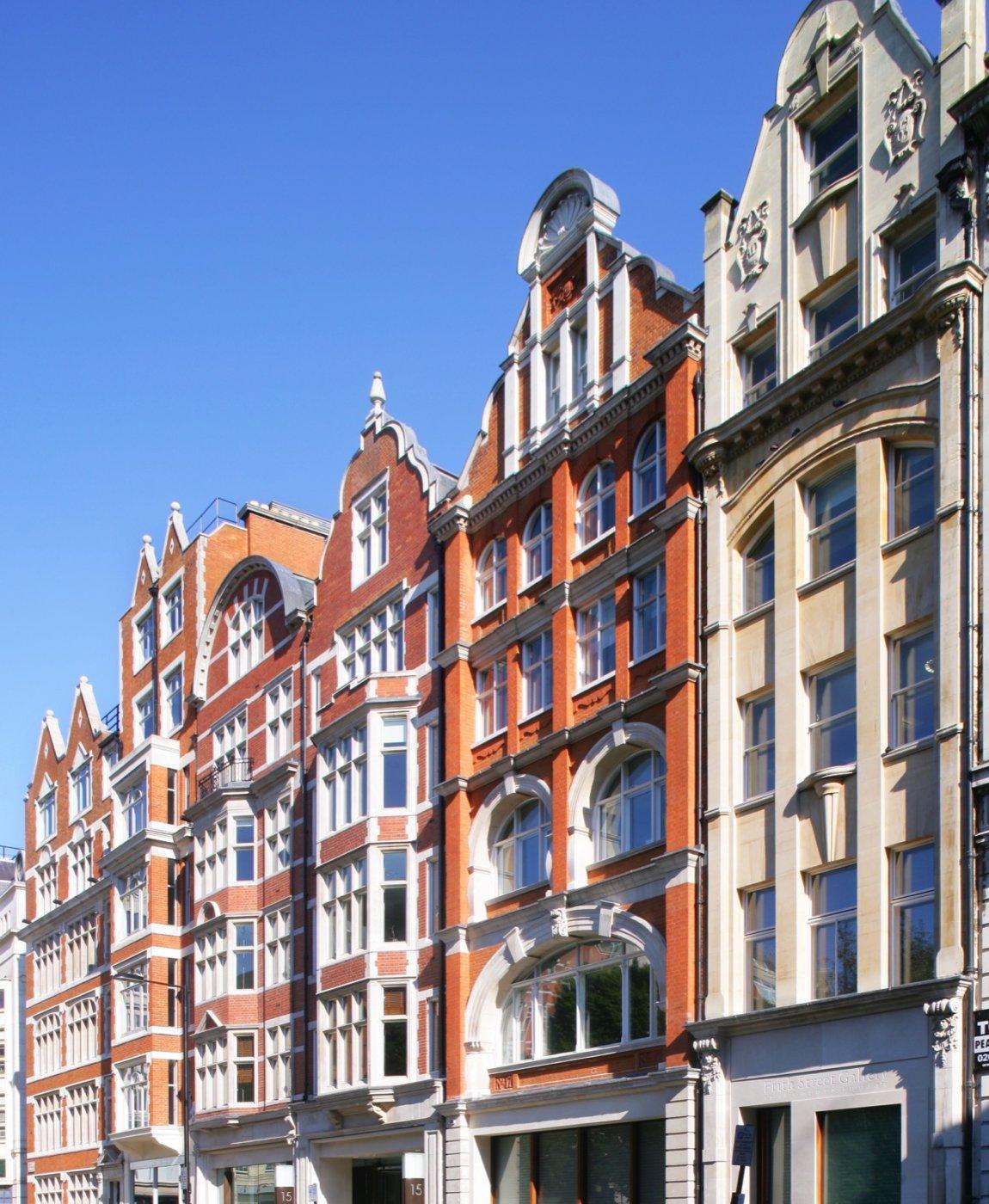 The Golden Square Estate, W1
