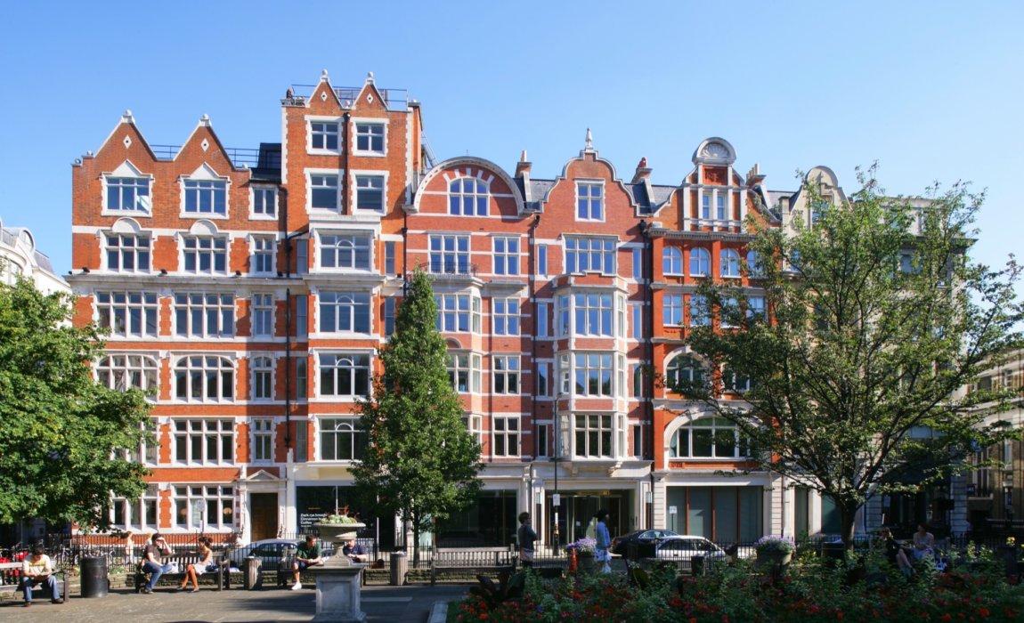 Grafton Advisors Redevelopment Golden Square Soho London
