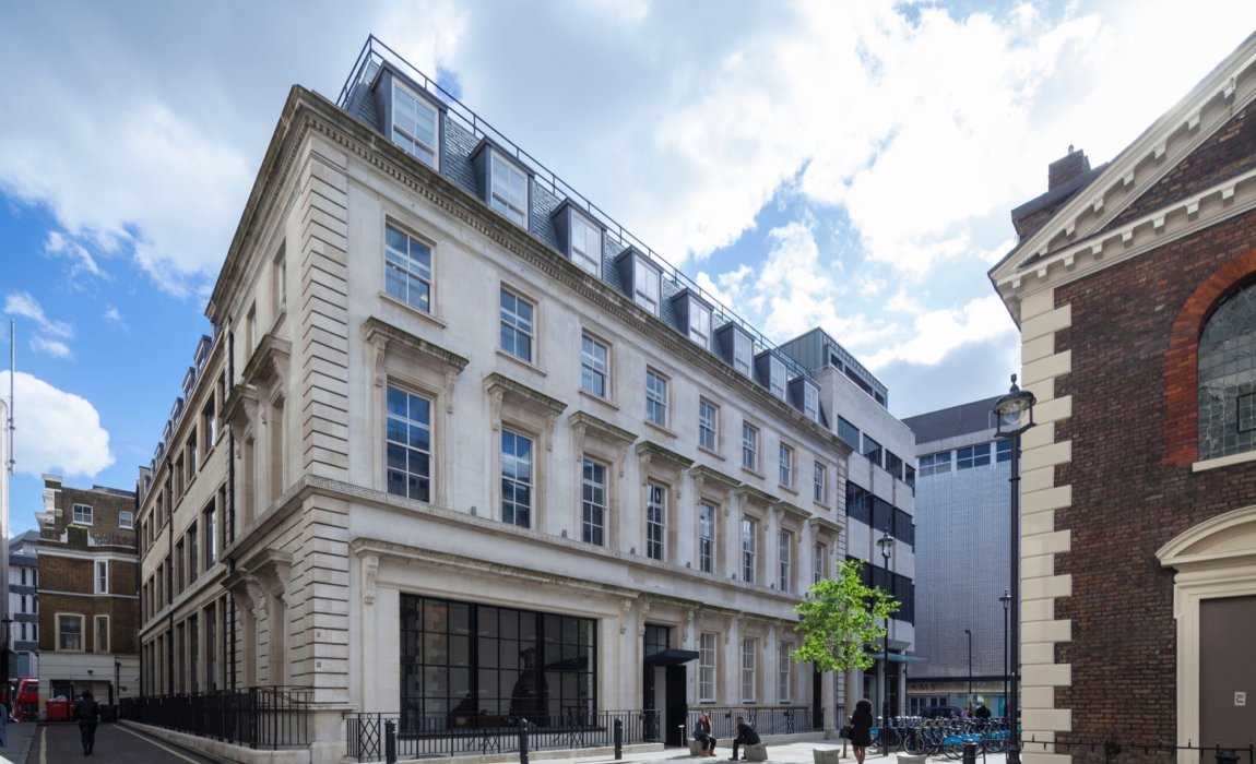 One Chapel Place, 5-7 Vere Street, W1