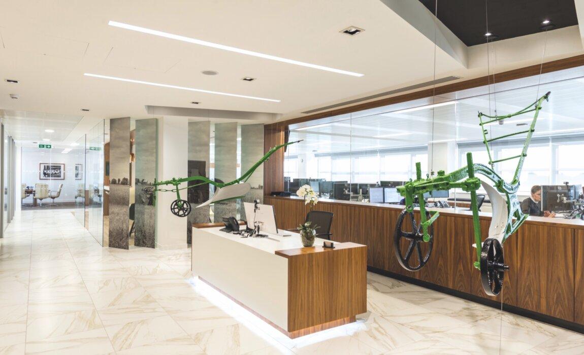 Grafton Advisors WELPUT Orion House Covent Garden London Real Estate
