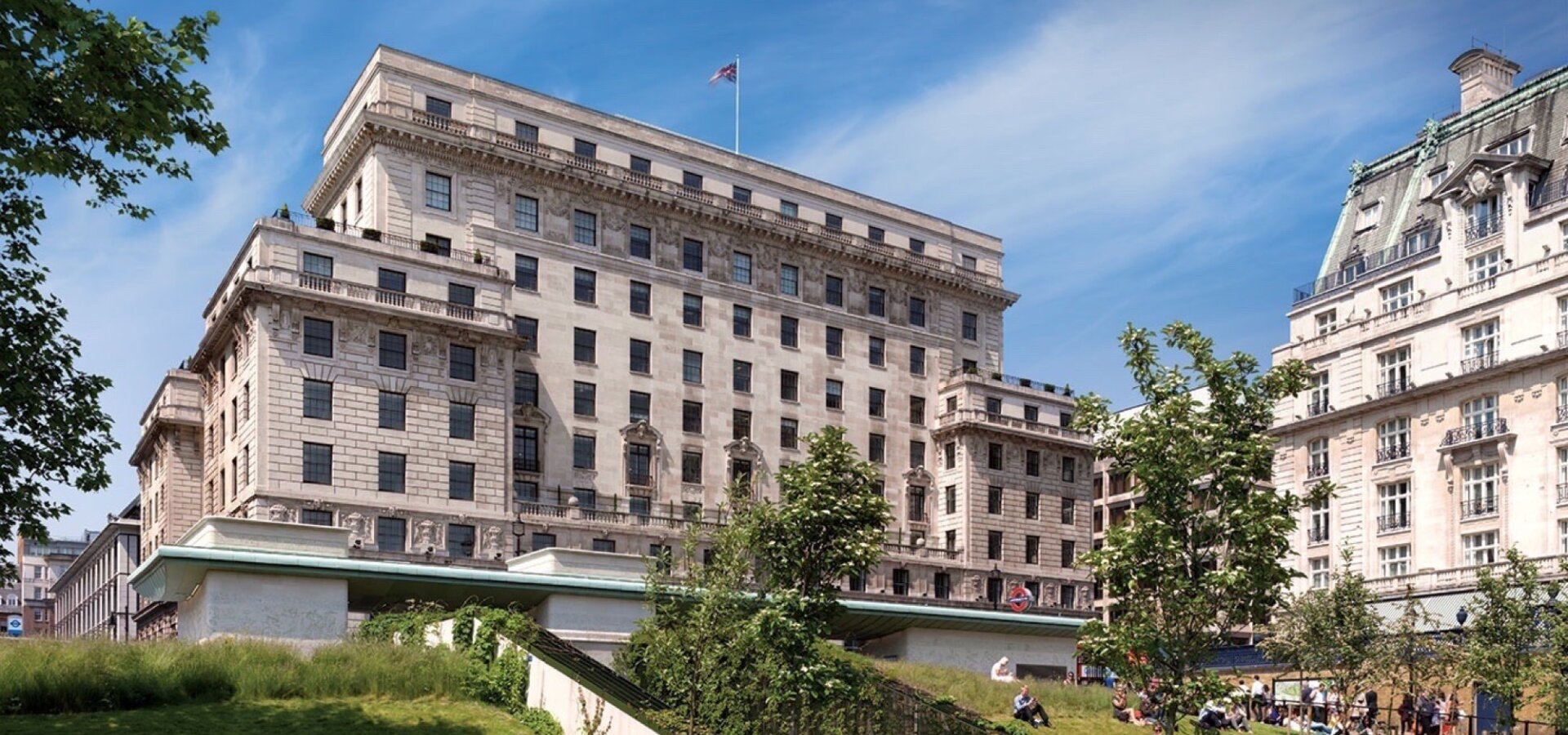 Grafton Advisors create value through the asset management of buildings in central London