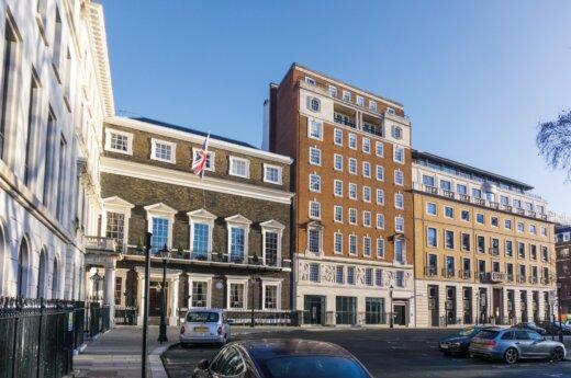 Grafton Advisors WELPUT 3 St James's Square Investment Sale Prime London