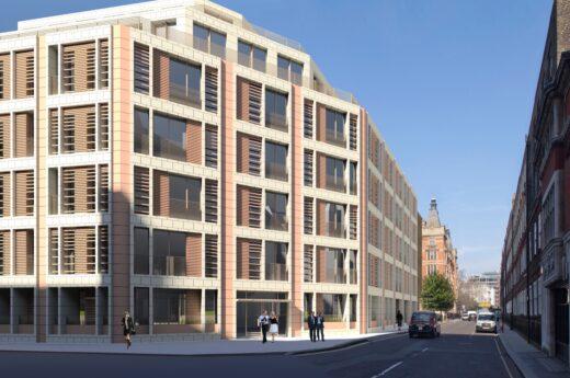 New Court Carey Street, WC2