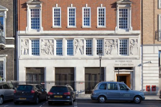 WELPUT acquires core West End asset in St James's Square for £66m