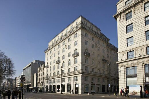 WELPUT sells prime Mayfair asset, Stratton House