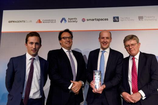 Grafton Advisors wins best 'West End Refurbishment / Regeneration' OAS Development Award for Twenty St. James's Street