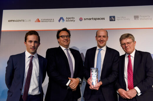 Grafton Advisors wins best 'West End Refurbishment / Regeneration' OAS Development Award for Twenty St. James's Street